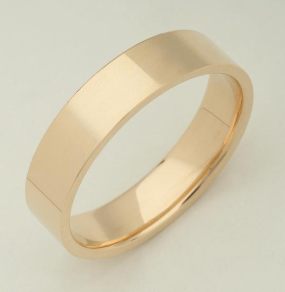 Bradley CDG (HRD) - Gents Wedding Ring5