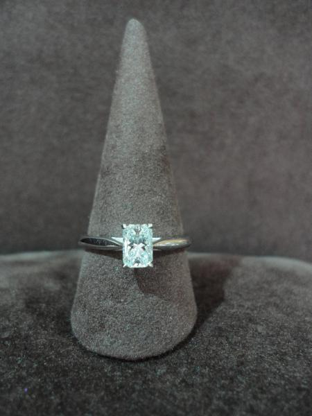 Bradley CDG (HRD) - Ladies Engagement Ring6