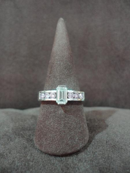 Bradley CDG (HRD) - Ladies Engagement Ring8