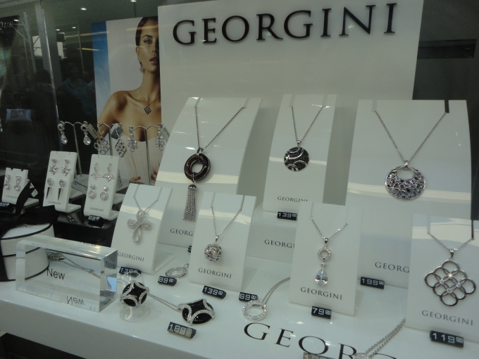 New range of ladies silver jewellery introduced